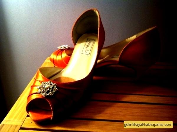 Özel Gelin Ayakkabısı Yaptırmak İstiyorum
