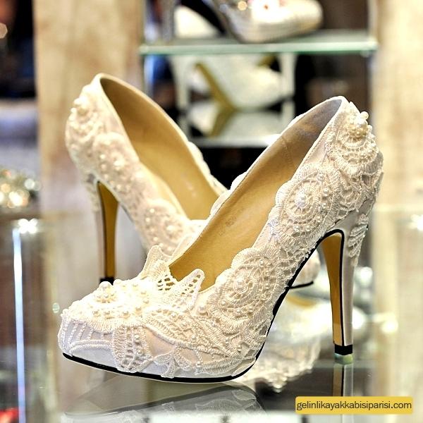 Nişan Ayakkabıları Modelleri 2017