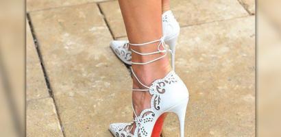 Renkli Nikah Ayakkabısı Modelleri