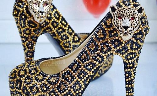 Kına Ayakkabısı Modelleri 2017