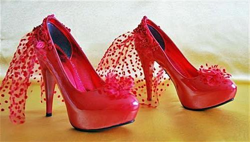 Kına Gecesi Ayakkabısı Modelleri