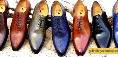 Damatlık Ayakkabı Modelleri 2017