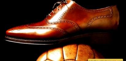 Deri Damat Ayakkabısı Modelleri 2017