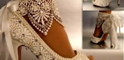 Düğün Ayakkabısı Modelleri 2017