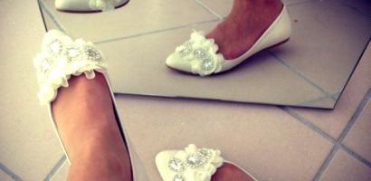 Eskişehir Ismarlama Gelin Ayakkabısı