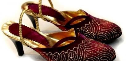Kına Gecesi Ayakkabısı Modelleri 2017
