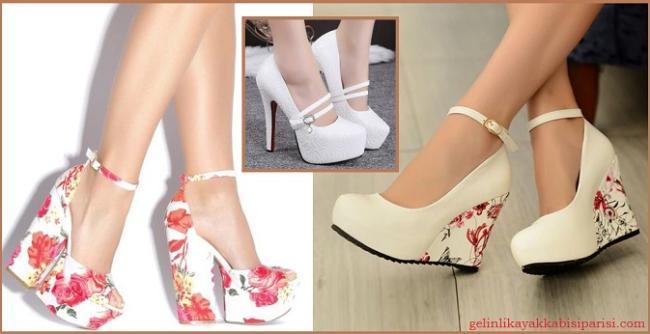 Gelinlik Ayakkabı Yapımı - Özel Tasarım Ayakkabılar