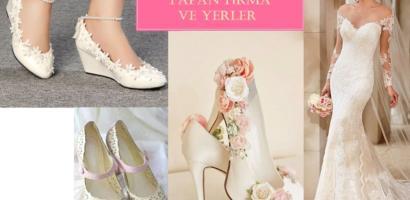 Gelinlik Ayakkabısı Yapan Firma ve Yerler