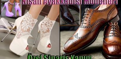 Nişan Ayakkabısı Modelleri – Özel Sipariş Yapım