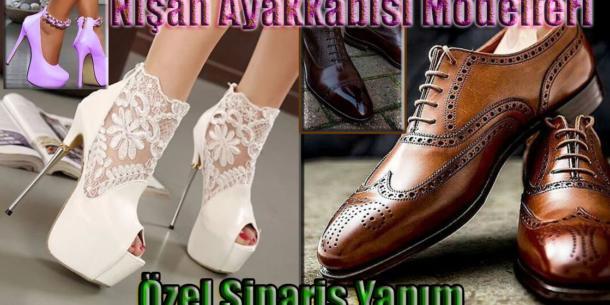 Özel Tasarım Ayakkabı Yaptırma (Kişiye Özel)