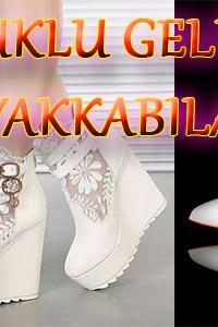 İstanbul'da Topuklu Gelinlik Ayakkabısı Yapan Yerler