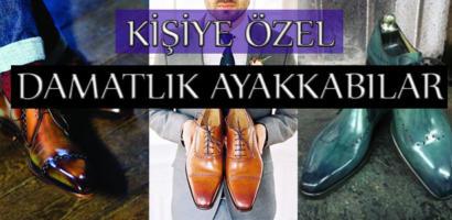 Başakşehir'de Kişiye Özel Damatlık Ayakkabısı Siparişi