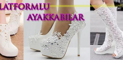 İstanbul'da Gizli Platformlu Gelinlik Ayakkabıları Yapan Yerler