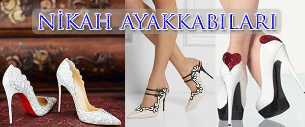 Kişiye Özel Nikah Ayakkabısı Yapan Yerler