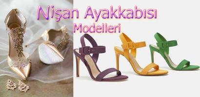 Nişan'da Giyilen En Özel Bayan Ayakkabı Modelleri