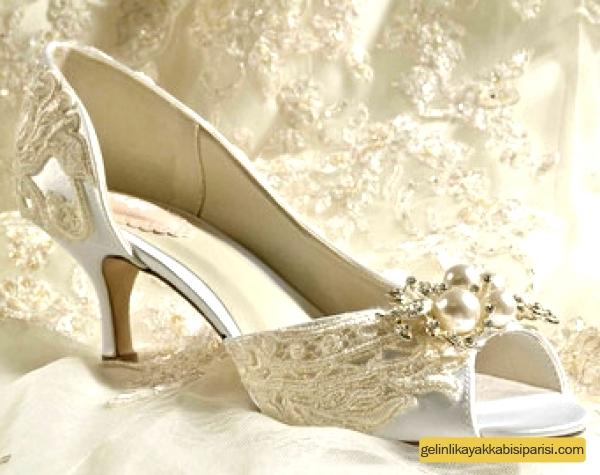 Özel Gelinlik Ayakkabısı Üretimi