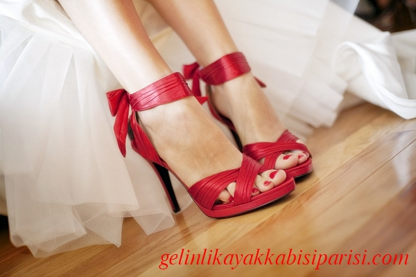 Büyük Numara Gelinlik Ayakkabısı Siparişi