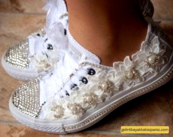 Converse Gelin Ayakkabısı Modelleri