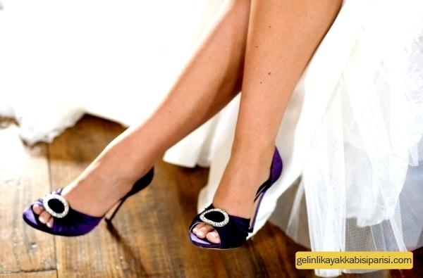 Özel Gelinlik Ayakkabısı Siparişi