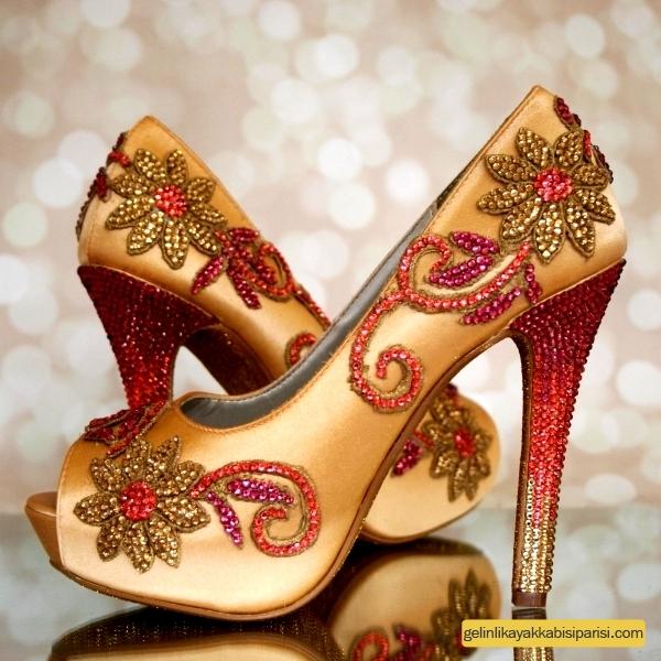 Gelinlik Ayakkabısı 2017