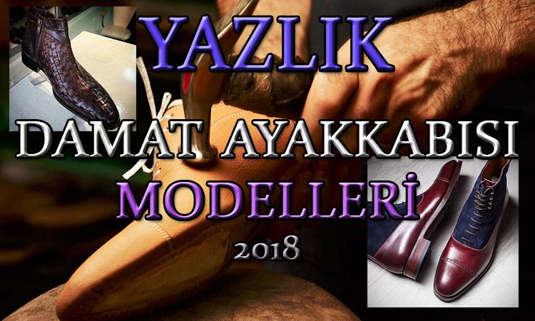 Yaza Uygun Damat Ayakkabı Modelleri