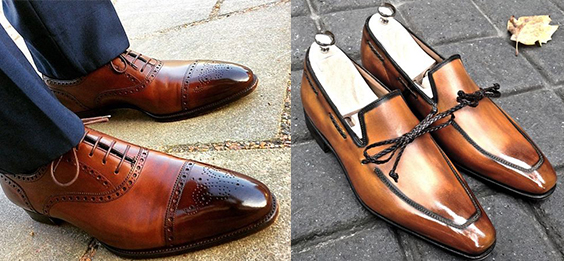 Çok Aranan Damat Ayakkabısı Modelleri