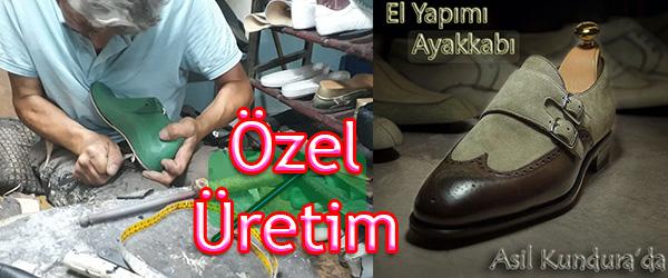 Damat Ayakkabısı Siparişi - Özel Üretim